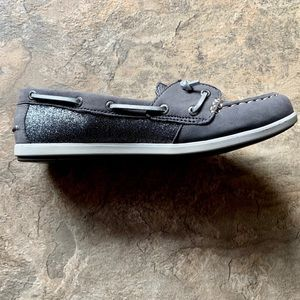 Sperry Shoes - Sperry Top-Sider Coil Ivy Sparkle Boat Shoe Size 8